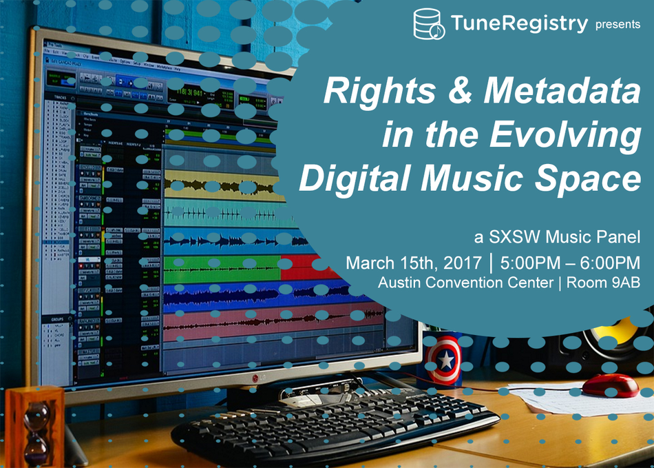 Rights & Metadata in Evolving Digital Music Space