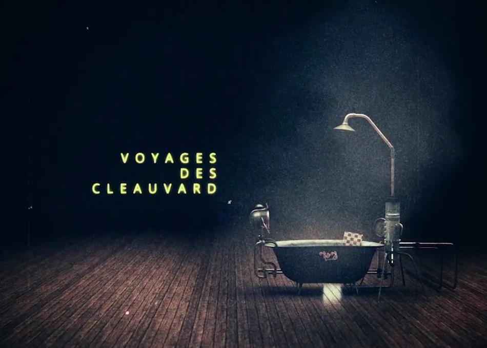 Voyages des Cleauvard