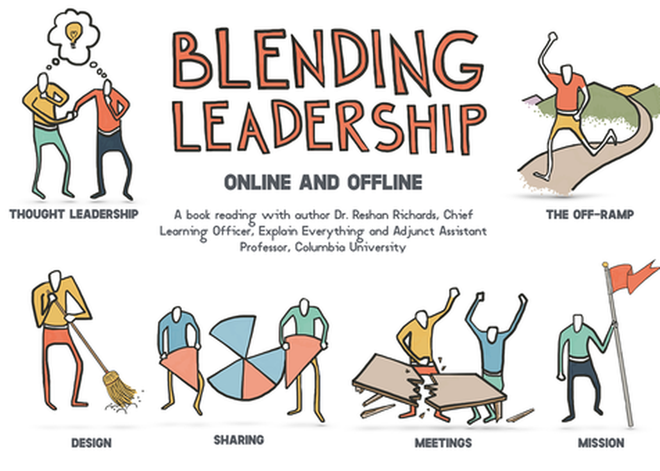 Blending Leadership: Online and Offline