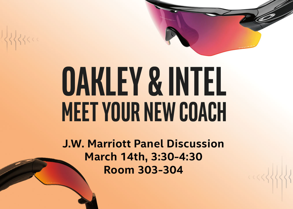 Oakley & Intel | Meet Your New Coach