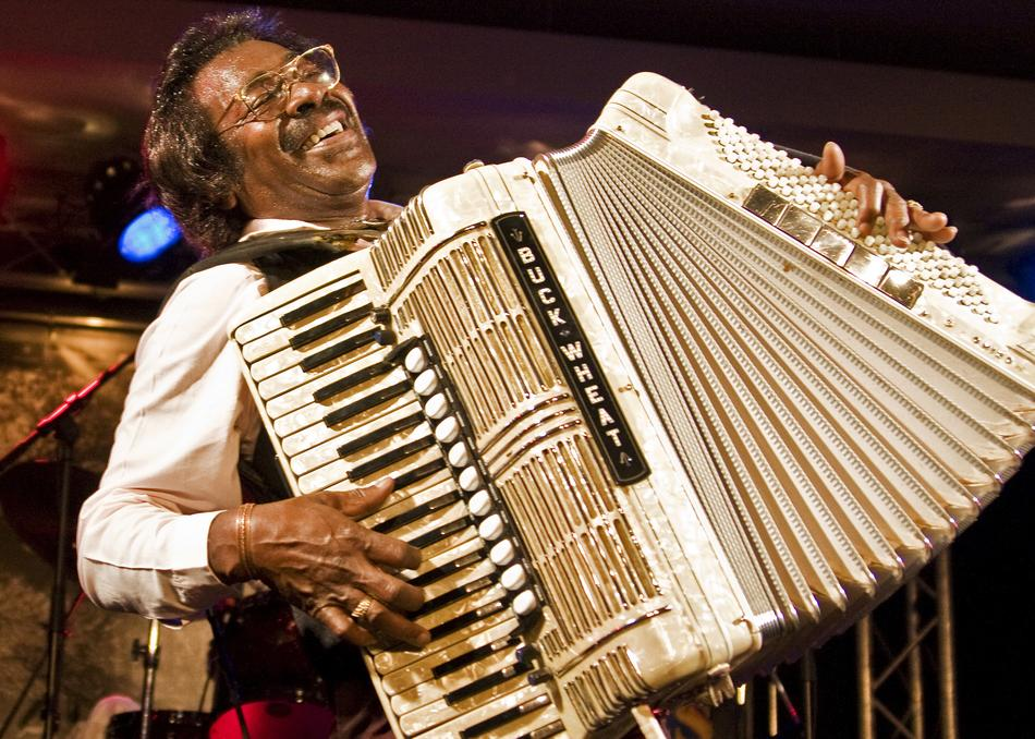 Buckwheat Zydeco Tribute w/ Ils Sont Partis and Special Guest