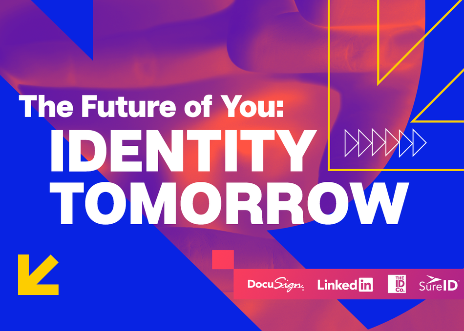 The Future of You: Identity Tomorrow