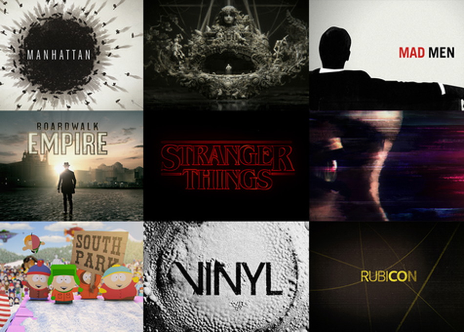 Title Sequences: Icons in the Age of Binging