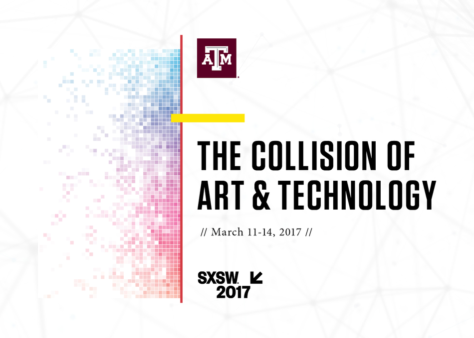 The Collision of Art and Technology