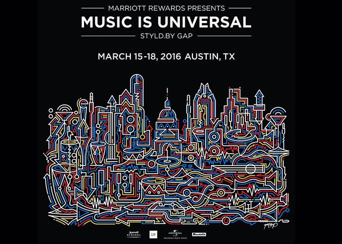 Music Is Universal | SXSW 2016 Event Schedule