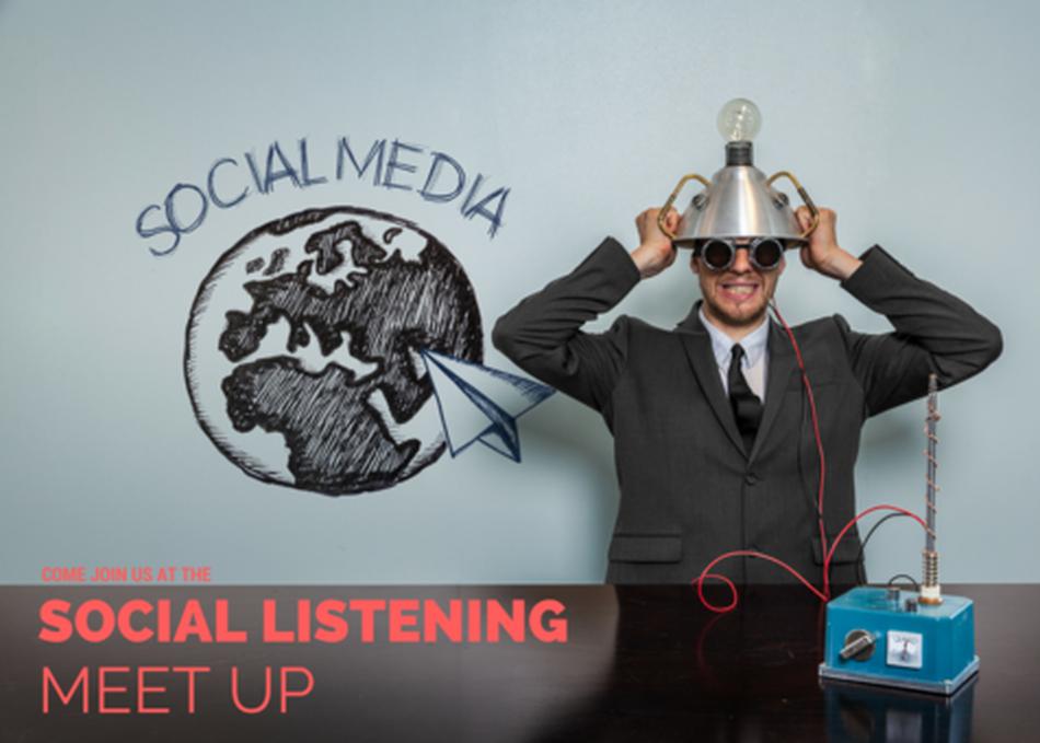 Social Listening Meet Up