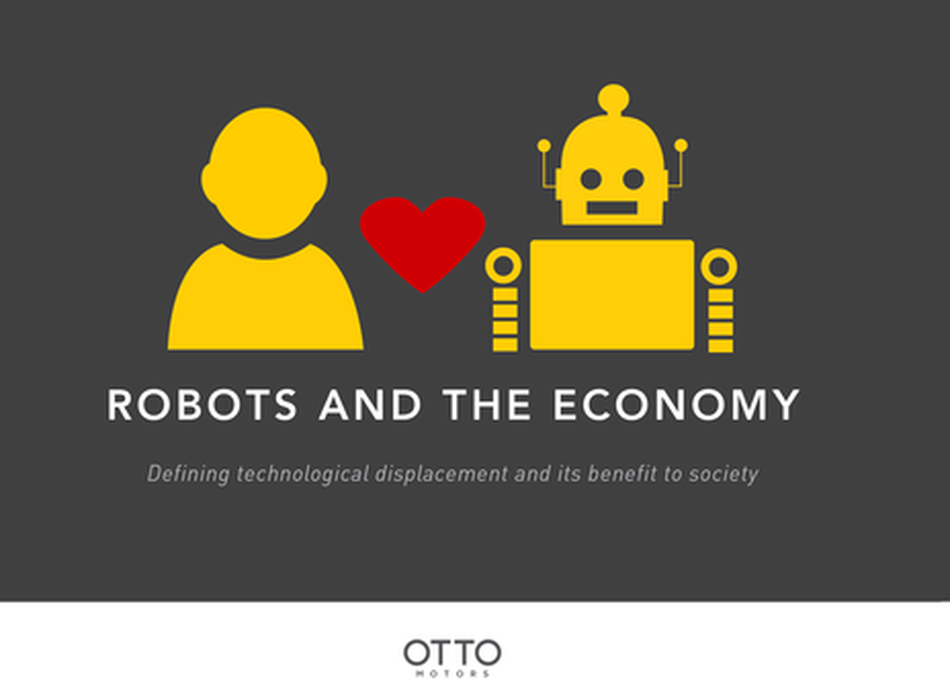 Robots vs Jobs: Technological Displacement is Here