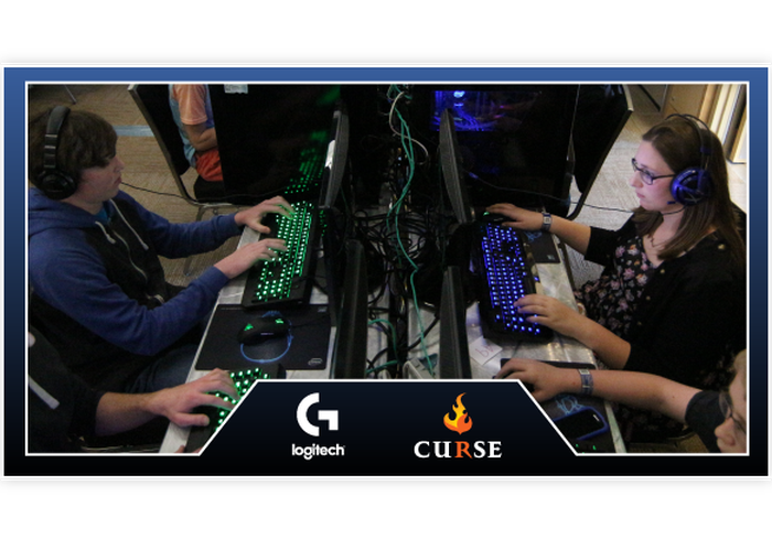Free Play PC Arena presented by Curse Inc  and Logitech, produced by
