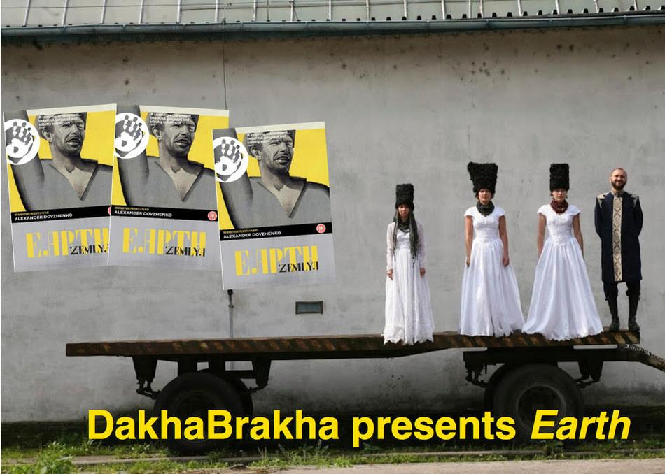 Earth (with live score by DakhaBrakha)