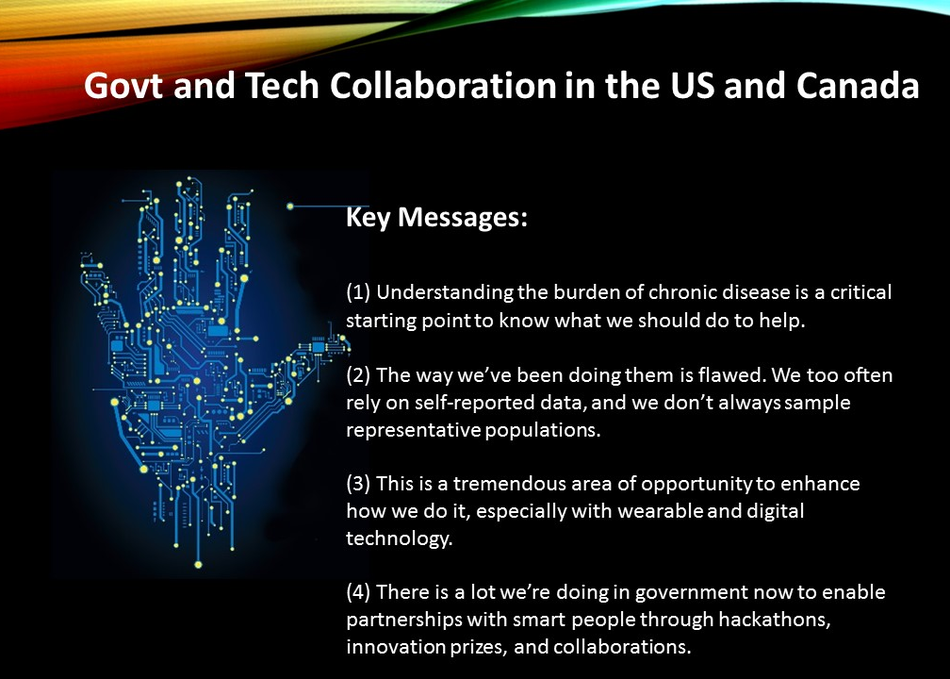 Govt and Tech Collaboration in the US and Canada