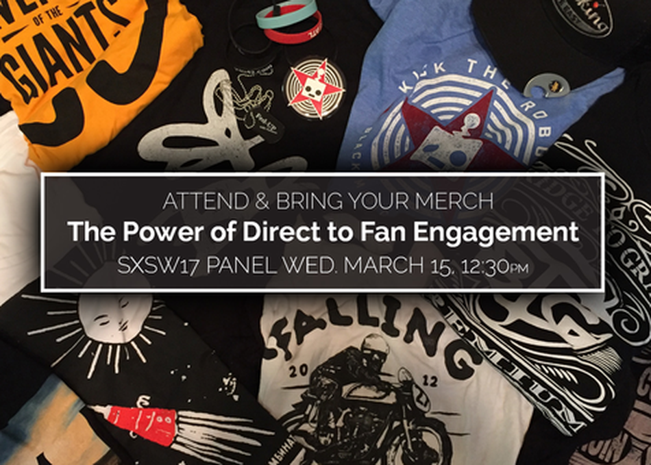 The Power of Direct to Fan Engagement