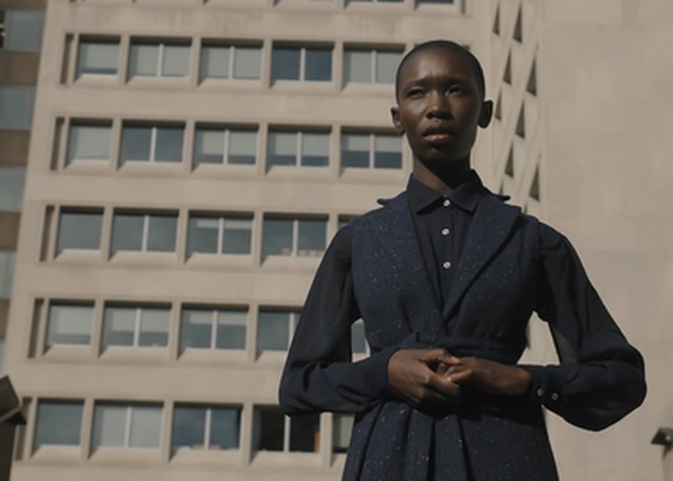 Black (Power) Fashion