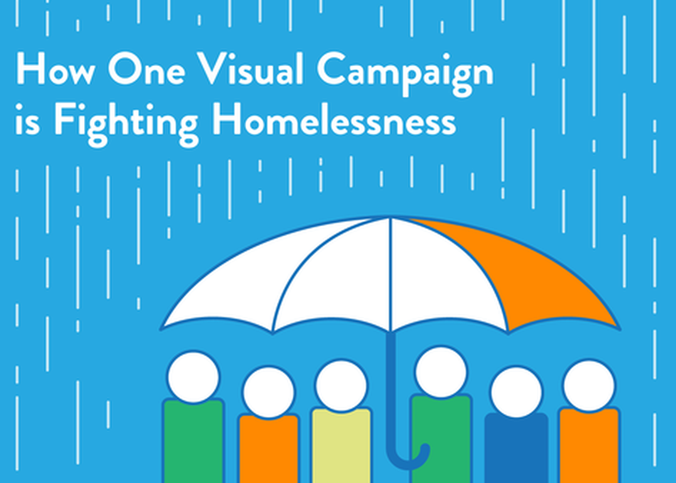 How One Visual Campaign is Fighting Homelessness