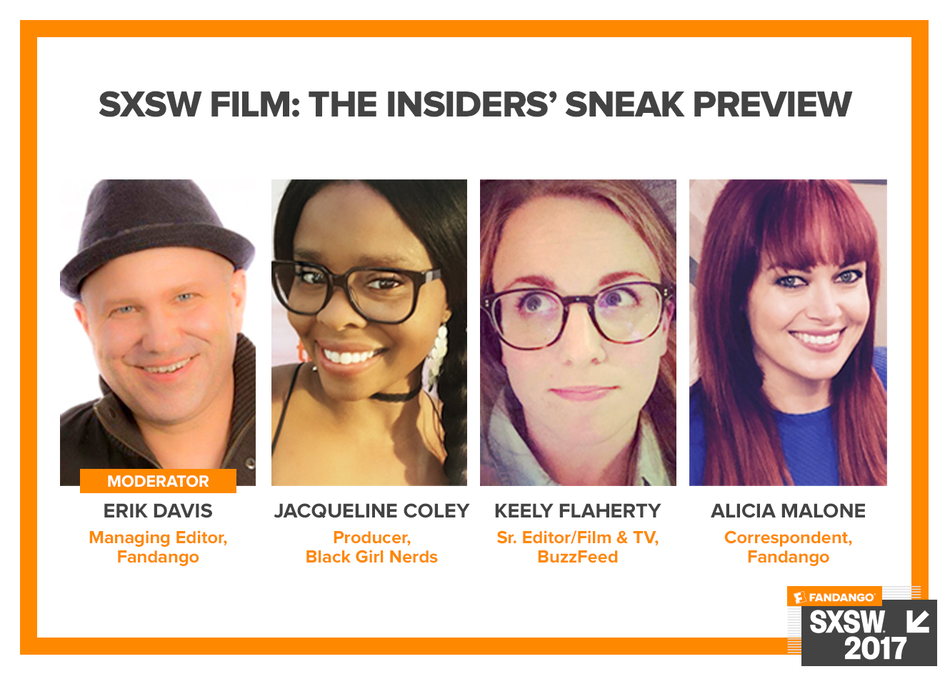 SXSW Film: The Insiders' Sneak Preview