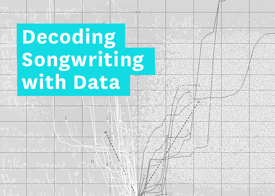 Decoding Songwriting With Data