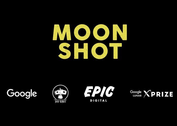 bad robot epic digital and google present the moon shot