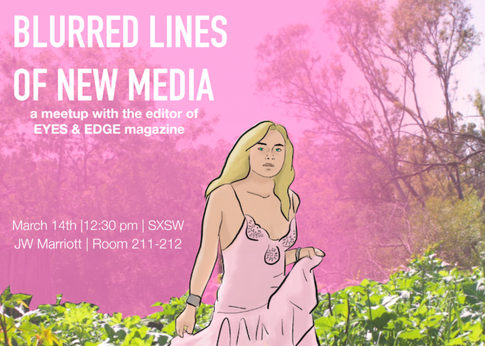Blurred Lines in New Media Meet Up