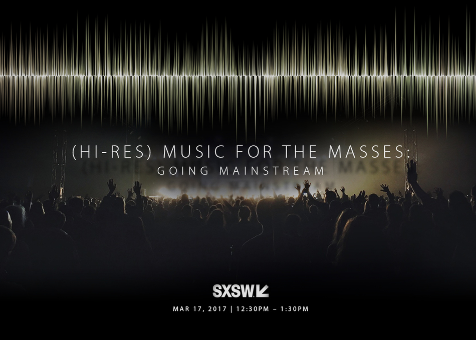 (Hi-res) Music For The Masses: Going Mainstream