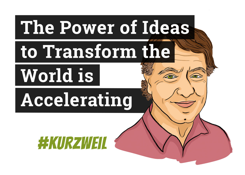 The Power of Ideas to Transform the World is Accelerating
