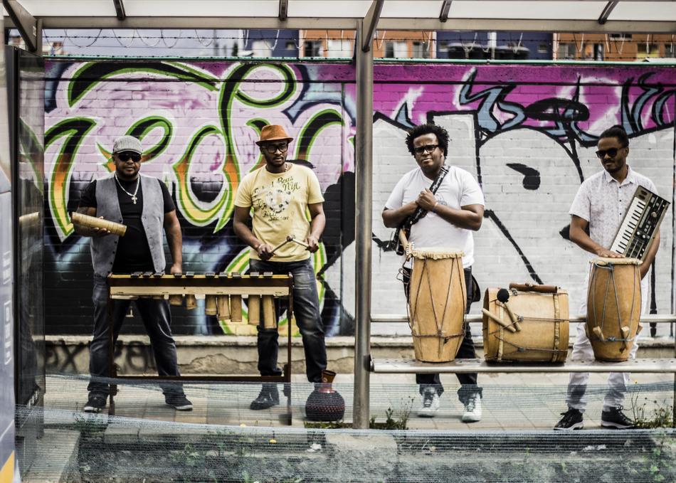 AluviÓn Afrobeat Pacifico