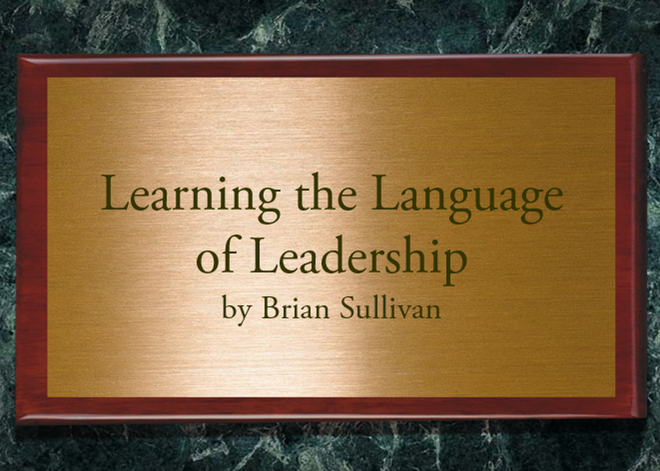 Learning the Language of Leadership