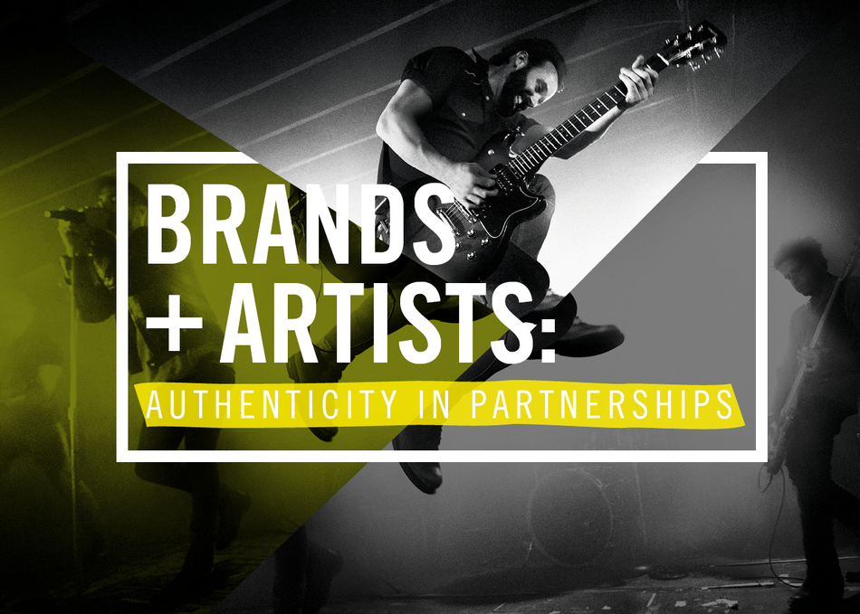 Brands + Artists: Authenticity in Partnerships