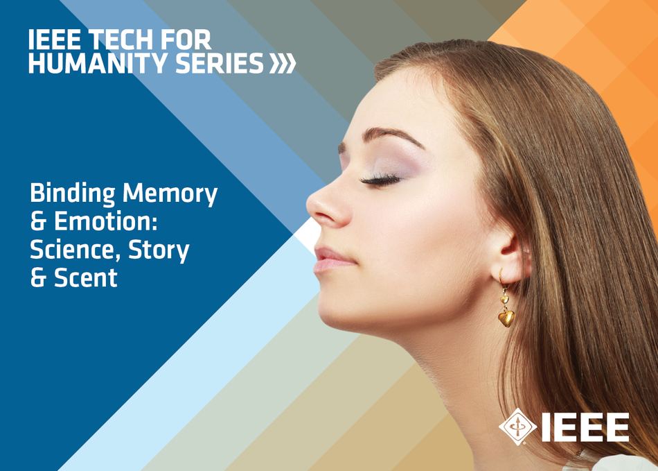 Binding Emotion & Memory: Science, Story & Scent