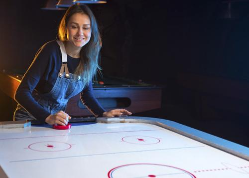 Air Hockey Ultimate Icebreakers