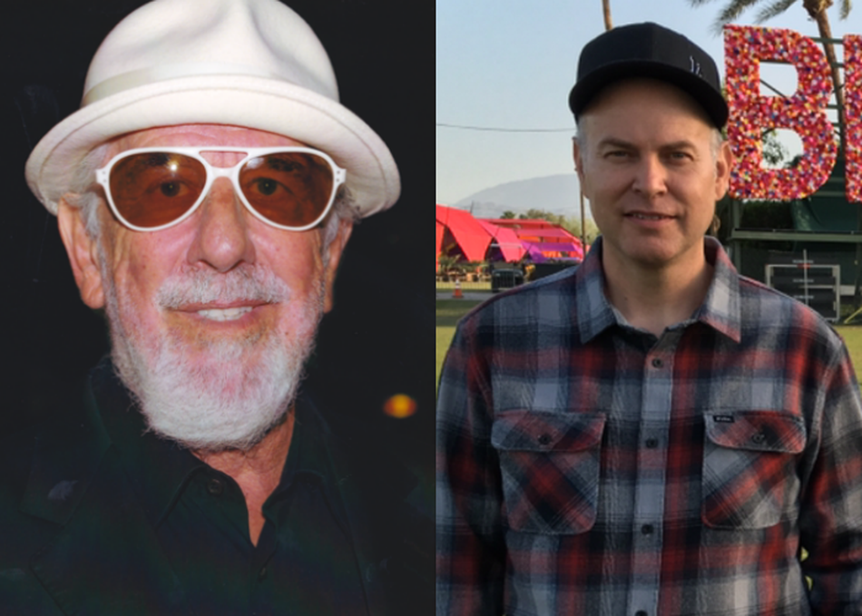 From Monterey Pop To Coachella: Conversation With Lou Adler and Paul Tollett
