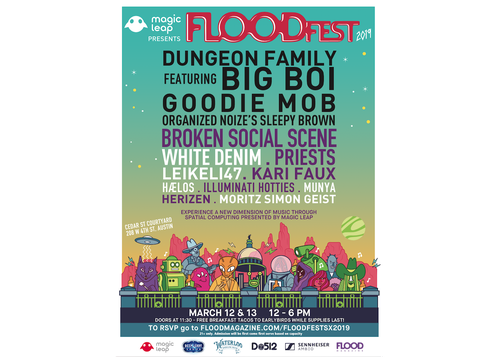 FLOODfest presented by Magic Leap