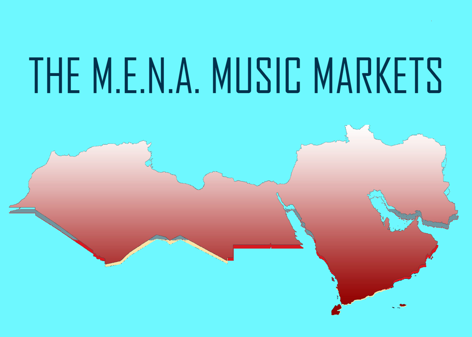 Discovering the Music Markets of M.E.N.A.