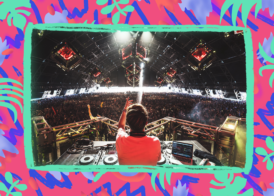 How to Develop an Electronic Artist: Matoma