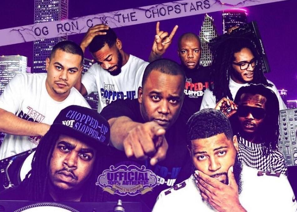 Og Ron C & The Chopstars