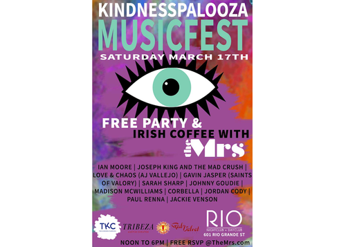 Kindnesspalooza Music Fest