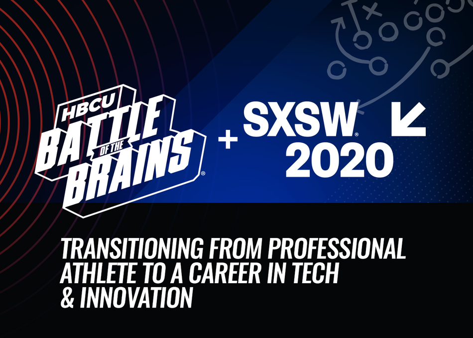 Transitioning from Professional Athlete to a Career in Tech & Innovation