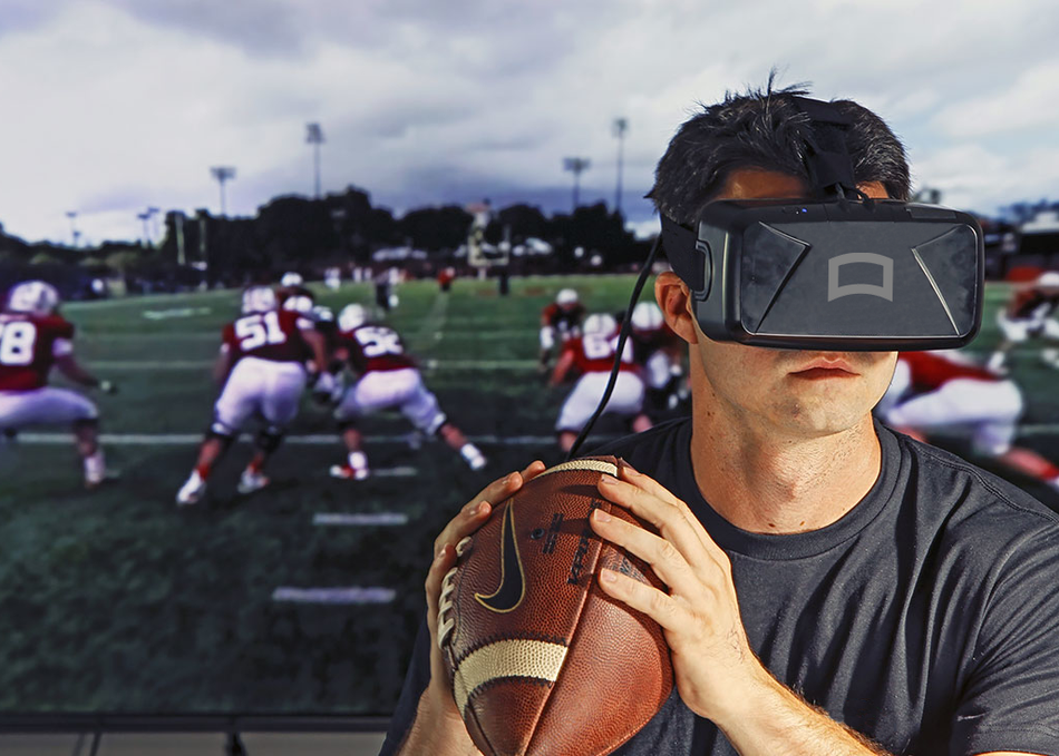 VR's Implications in the Sports Industry