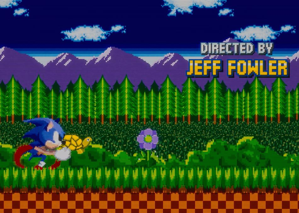 Sonic the Hedgehog Title Sequence