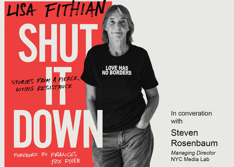 A Conversation with Social Justice Activist Lisa Fithian