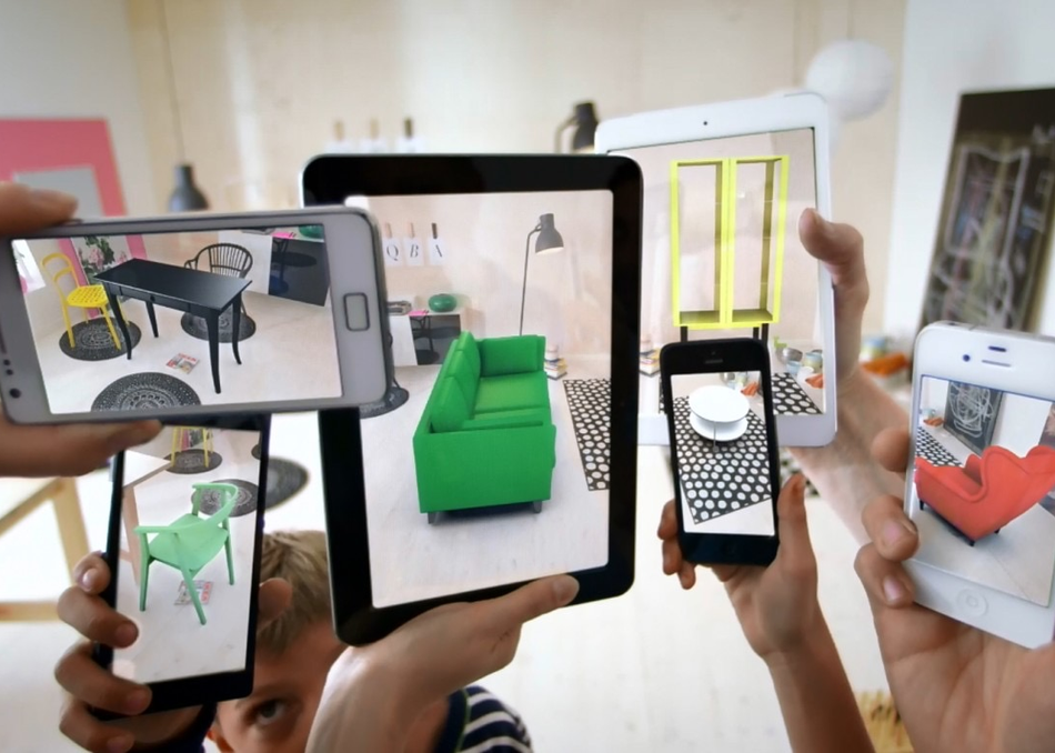 Immersive Retail: 3D/AR/VR Future of Shopping