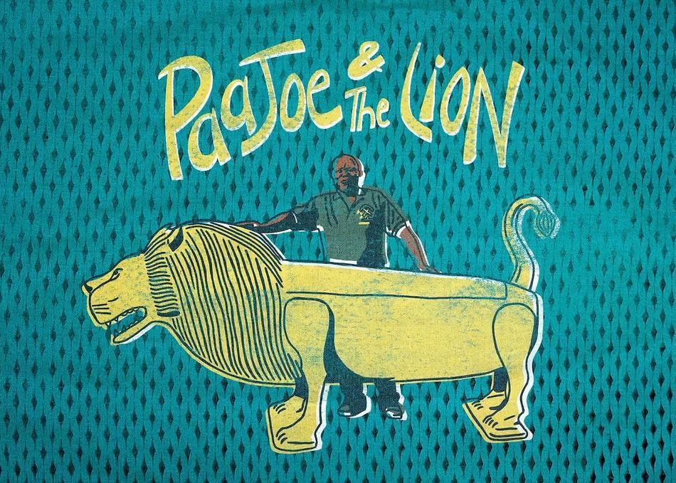 Paa Joe & The Lion