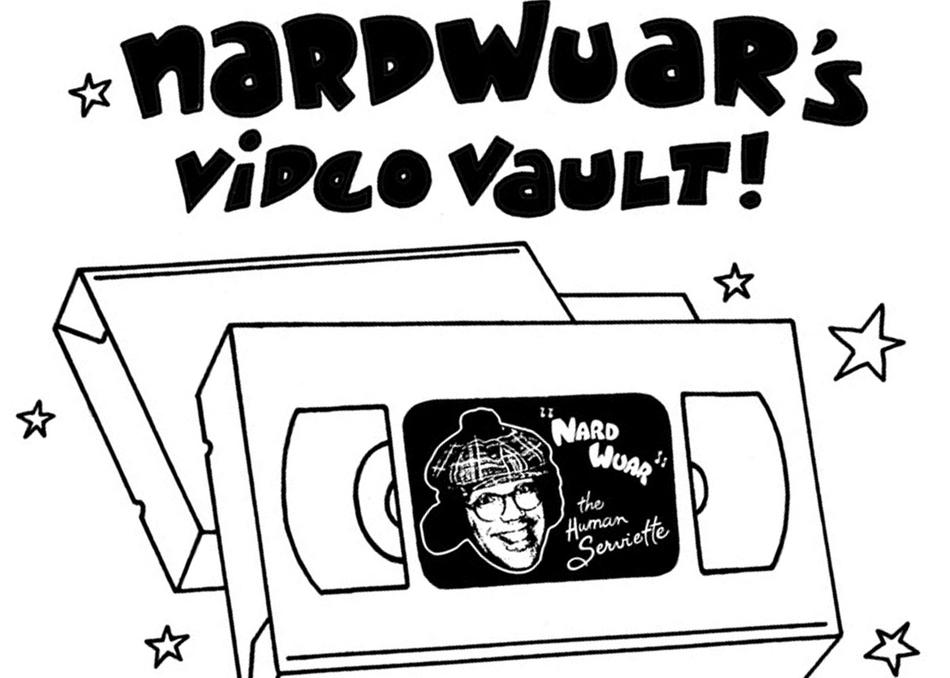 Nardwuar's Video Vault