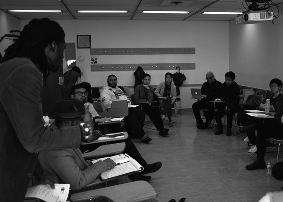 The 7%: Preparing Men of Color for the Classroom