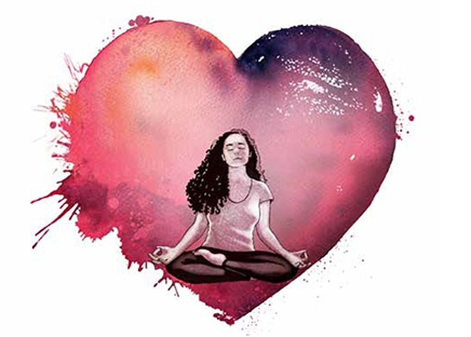 Yoga for the Wounded Heart