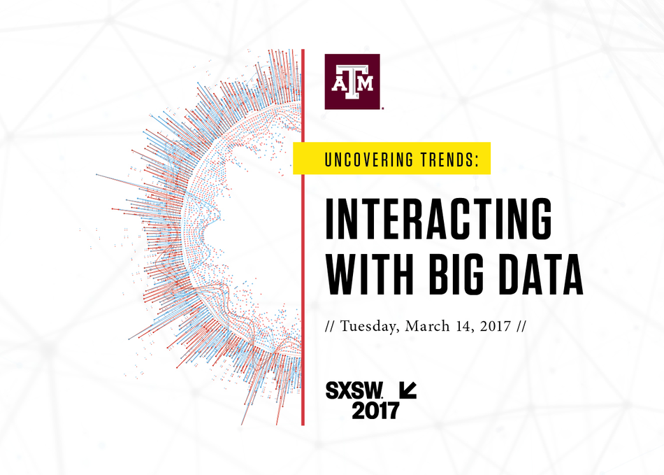 Uncovering Trends: Interacting with Big Data