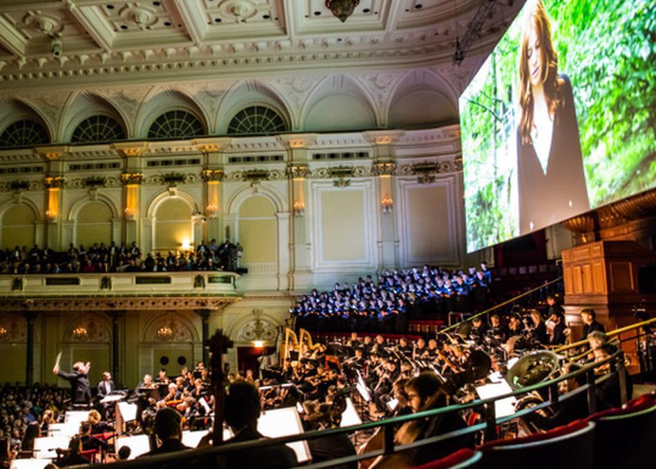 Symphonic Cinema by Lucas van Woerkum