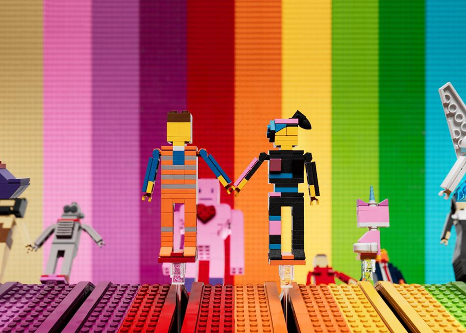 The Lego Movie 2: The Second Part Title Sequence