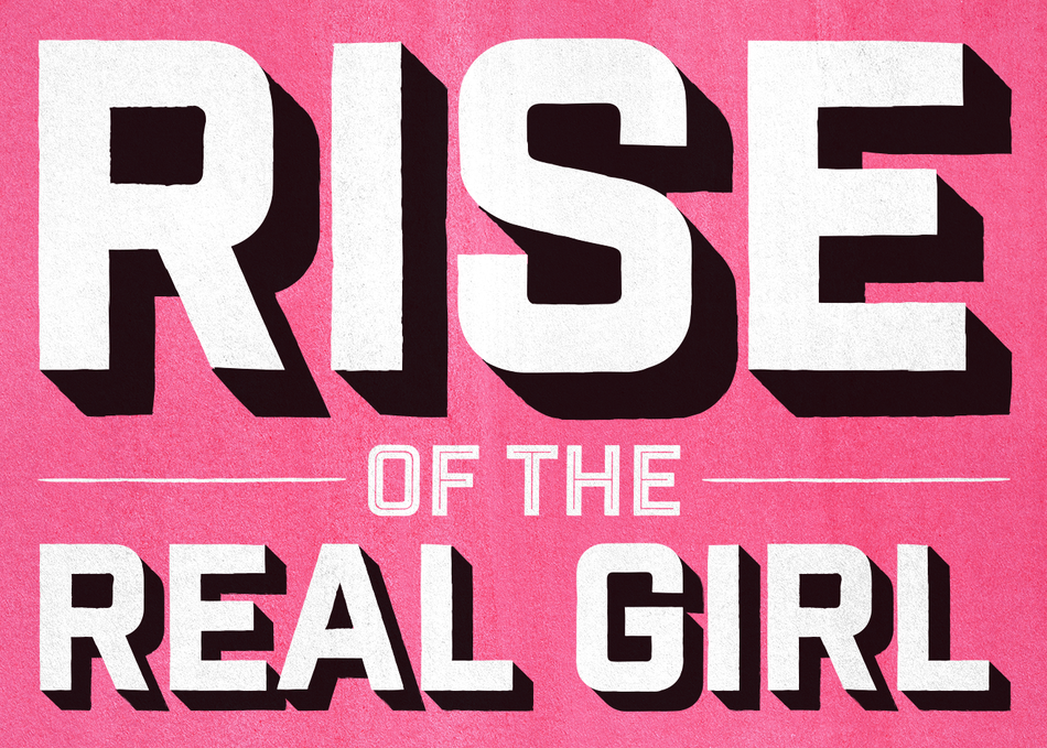"Rise of the ""Real Girl"" in Beauty & Fashion"