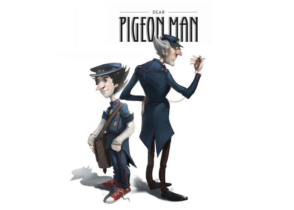 DEAR PIGEON MAN