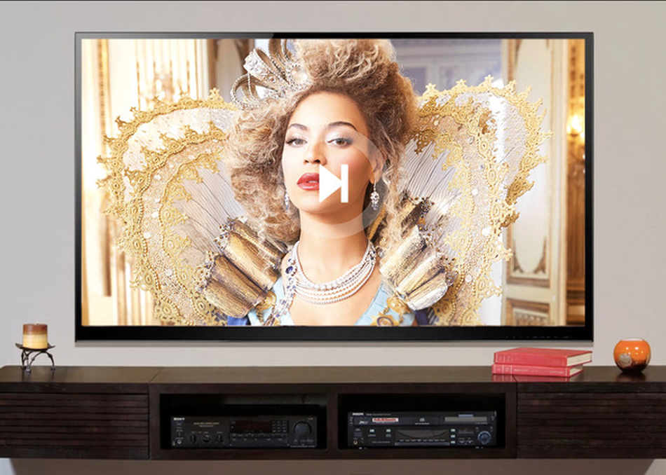 Twisting Television: Music Videos and Machine Learning