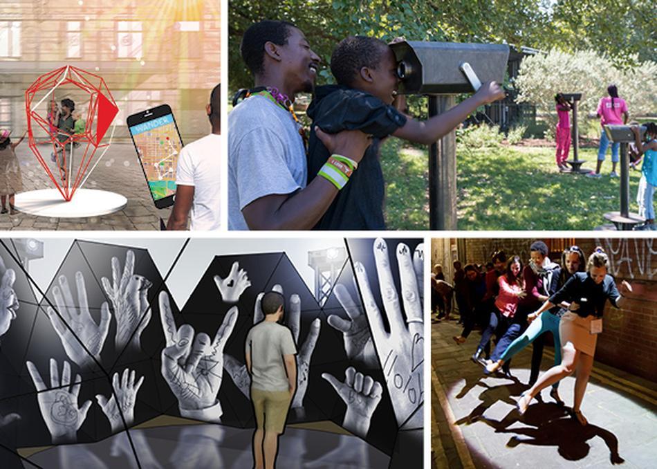 UNESCO Media Arts Exhibition